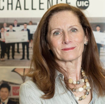 Nancy Harvey, executive director of the Institute for Entrepreneurial Studies