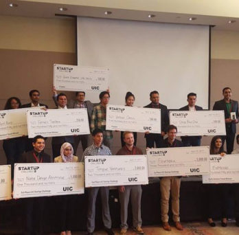 Forneau Bread Oven, winners of the 2017 Startup Challenge