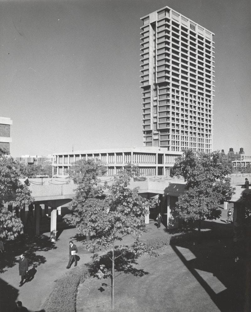 Old UIC Campus