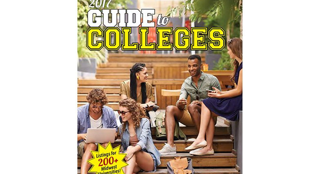 Crain's Guide to Colleges Cover
