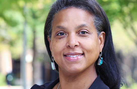 Susan Perkins, Associate Professor of Managerial Studies