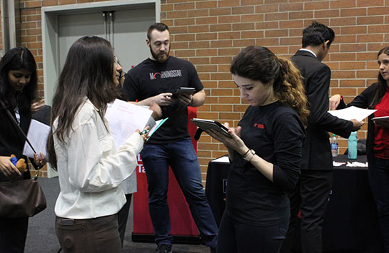 Morningstar at the UIC Business Career Fair