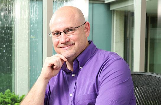 Don Kluemper, Associate Professor in Management