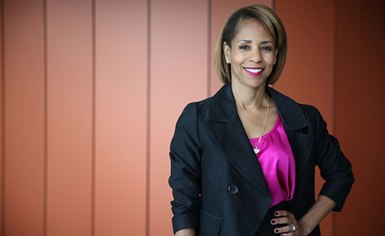 Benét DeBerry-Spence, professor and head of managerial studies