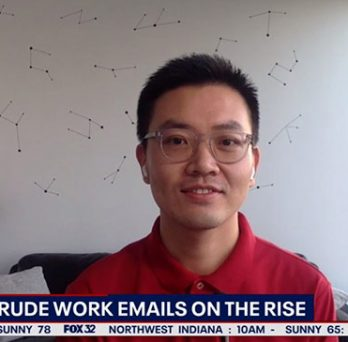 Research by Assistant Professor Zhenyu Yuan Lands a Segment on WFLD FOX 32