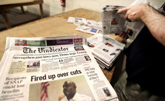 Op-Ed: How The Death Of Local News Has Made Political Divisions Far Worse