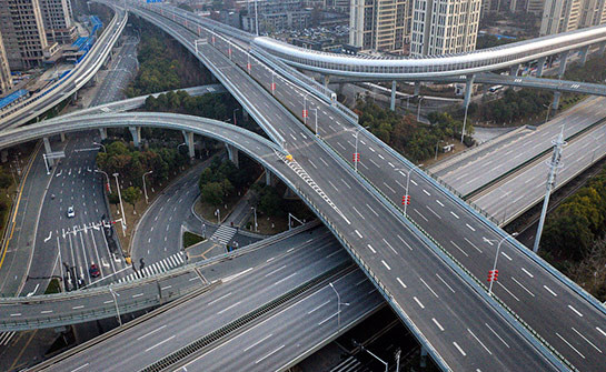 Returning to Work After LockDown: Lessons from Wuhan