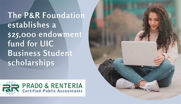 Prado & Renteria CPAs to Offer Scholarships to University of Illinois Chicago Business Students