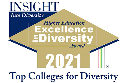 UIC has earned the Higher Education Excellence in Diversity Award for the sixth year